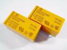 2 x SDS relé 48v 2xum 125v 0,6a Panasonic ds2e-m-dc48v Gold #10r78#
