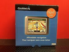 Garmin Nuvi 260 Gps Navigation Complete with Storage Pouch