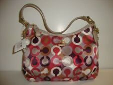 Coach Madison Graphic Sateen Top Handle  ~ 46856