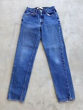 GAP Vintage 90s Easy Fit Men's Blue Jeans Unofficial Size 32x34 No Tag Dad Style