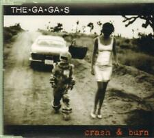 The Ga Ga's(CD Single)Crash & Burn-New