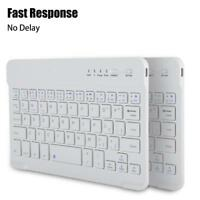 Ultra-slim Wireless Keyboard Bluetooth For Android/iOS/Windows Tablet PC/Laptop