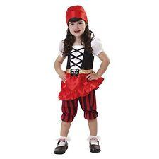 girls 2-4 years Pirate Halloween costume Free Shipping