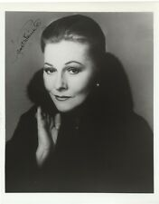 JOAN FONTAINE Autographed Signed Photograph Oscar Academy Award Best Actress