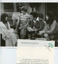 BARBI BENTON DIDI CARR MARIANNE BLACK JED ALLEN SUGAR TIME! 1977 ABC TV PHOTO