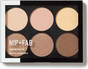 Nip + Fab Highlight Palette   01 Stroboscopic   20g