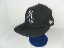 Chicago White Sox New Era 59FIFTY MLB Hat/Cap - Adult Fitted Size 7 1/2