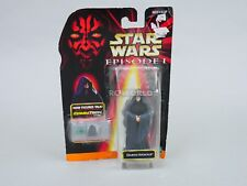 Vintage Star Wars CommTech Chip DARTH SIDIOUS Action Figure  #e2