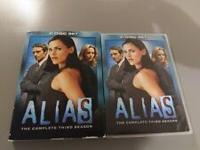 Alias - The Complete Third Season (DVD, 2009, 6-Disc Set) VERY GOOD