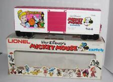 1977 Lionel Train Disney Mickey Mouse Express Cinderella Car Box 6-9664 Gage O