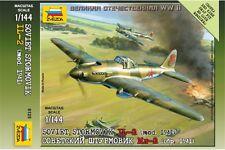 ZVEZDA 6125 1/144 Soviet stormovik IL-2(mod. 1941)