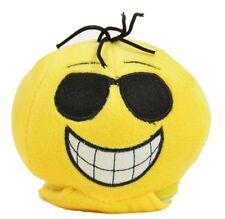 Laber Emoji Ball Cool Sprachaufzeichnung Ø 10 cm Plüsch Sprechender Ball 26727