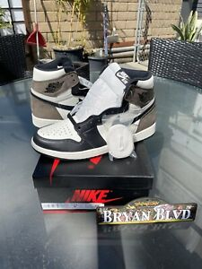 Air Jordan 1 Retro High OG Dark Mocha 9.5