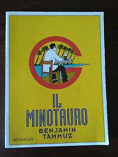 IL MINOTAURO - Benjamin Tammuz - Edizioni e/o - 1996