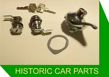 Replacement DOOR LOCK SET for MGB Roadster & MGBGT 1964-80