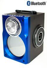ALTAVOZ PORTATIL CON BLUETOOTH PARA TABLET MOVIL IPAD IPHONE GALAXY TAB G5 SONY