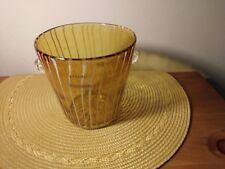 Murano Fine Venetian Art Glass Ice Bucket or Dish Venini for DiSaranno