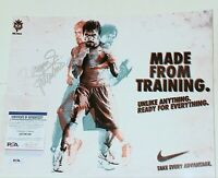 """Manny """"Pacman"""" Pacquiao Boxing Champion Signed Auto 11x14 photo psa/dna with COA"""