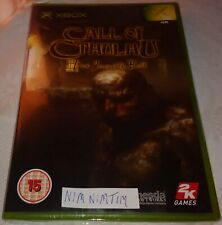 Call of Cthulhu Xbox Xbox 360 Brand New & Factory Sealed