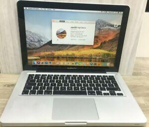 """Apple Macbook Pro 13"""" A1278 (2011) Core i5 2.3 Ghz 4 GB Ram 120GB SSD Warranty"""