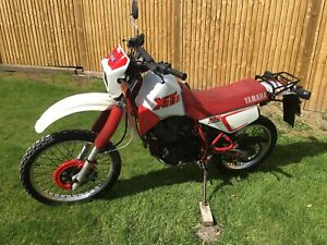 Yamaha XT350 1990 Barnfind Project, restore or repair