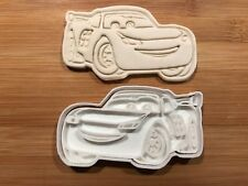 Lightning Mcqueen Cars Cookie Cutter Fondant Cake Decorating UK seller
