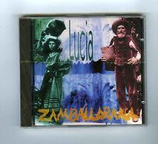 CD (NEW) CORSICA ZAMBALLARANA LUCIA
