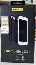 Pisen Smart Battery Case for iPhone 6, iPhone 7, iPhone 8 4000mAh Model TS-D224