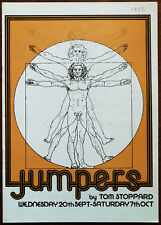 Jumpers by Tom Stoppard, Leeds Playhouse Theatre Programme 1978