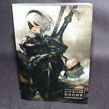 NieR: Automata World Guide art book artbook NEW Square Enix SE Mook