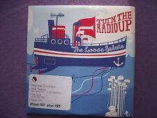 The Loose Salute - Turn The Radio Up. Promo CD Single