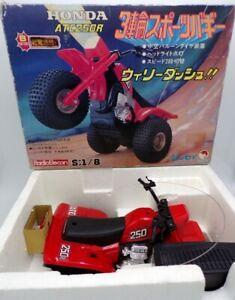 Vintage 80's Shinsei Japan Radio Elecon RC Honda ATC 250R NOS Taiyo Nikko Tomy