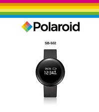 Polaroid Smart Watch (SB-502BK) - Black - NEW™