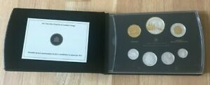 2013 Canada Silver Proof Set - Original Packaging with COA