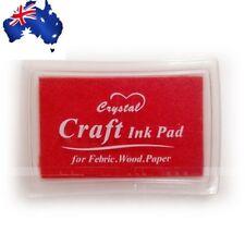 unbranded red craft stamping inks ebay