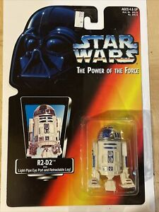 Kenner Star Wars The Power of the Force: R2-D2