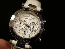 Tolle Uhr Modeschmuck Juwelis Diamond Selina Chronometer Chronograph Damen
