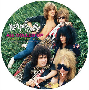 New York Dolls - All Dolled Up: Interview Picturedisc (US IMPORT) VINYL LP NEW