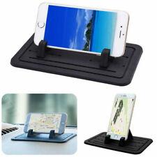 Silicone Pad Non-slip Dashboard Mat Car Phone Holder Mount Cradle Dock Universal