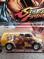 Hot Wheels Capcom Street Fighter Ryu New Fast Shipping