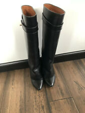 Black Givenchy Shark Boots Size 36 (US Size 6)