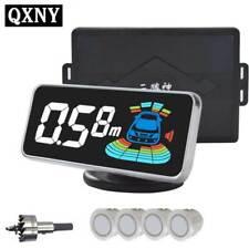 4/sensors NY606 Car LCD Parking Sensor Kit Display for all cars parking car det