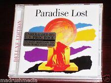 PARAÍSO PERDIDO (Us) S/T ST auto-titulado Mismo Juego de 2 CD 2015 DIVEBOMB