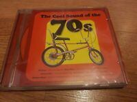 THE COOL SOUND OF THE 70S - 2 X CDS SOUL FUNK DISCO MOTOWN POP ROCK CDJ CD DJ
