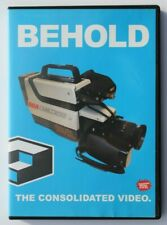 Consolidated presents Behold Skateboarding Video Dvd, 2004