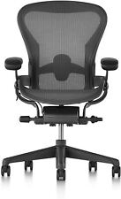 Aeron Chair By Herman Miller Remastered Size B Standard Tilt