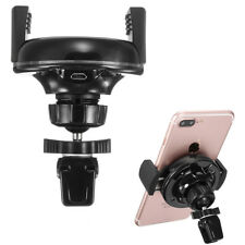Auto Wireless Fast Charger Phone Holder Air Vent Car Mount Dock For Mobile Phone
