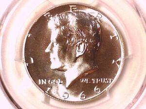 1966 P Kennedy Half Dollar PCGS SP 67 SMS 36145548