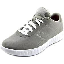 Zapatillas deportivas de mujer Skechers de tacón bajo (menos de 2,5 cm) de lona