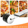 3/5/7 Wheel Pizza Cutter Dough Divider Pasta Knife Roller Blade Pastry Peeler US